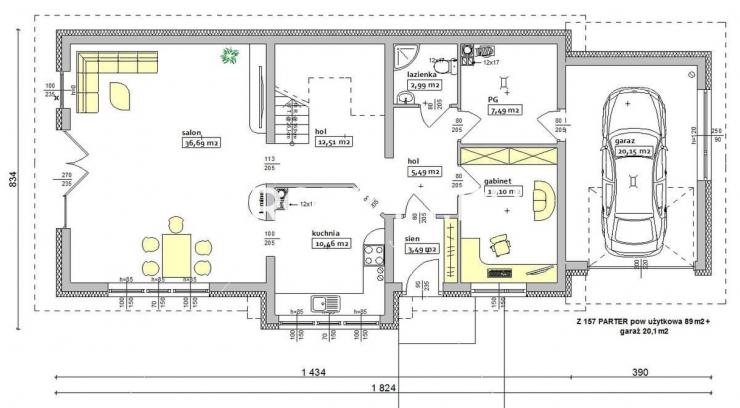 План проекта Z157