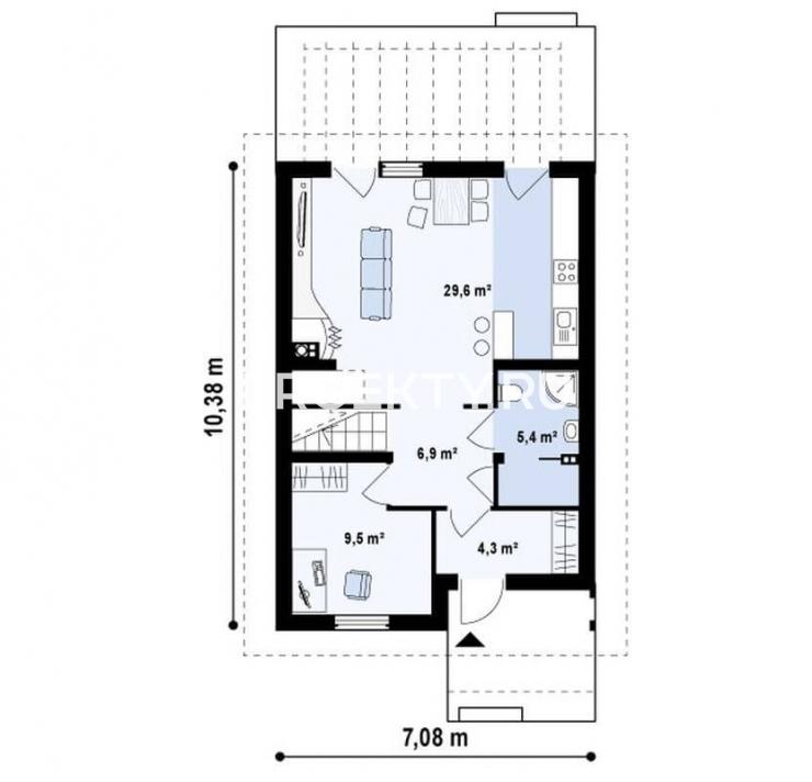План проекта Z38