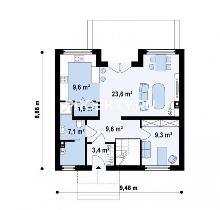 План проекта Z65