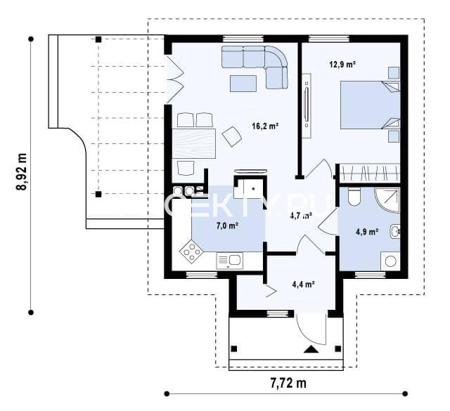 План проекта Z73