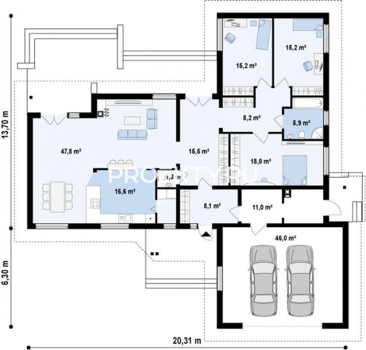 План проекта Z81