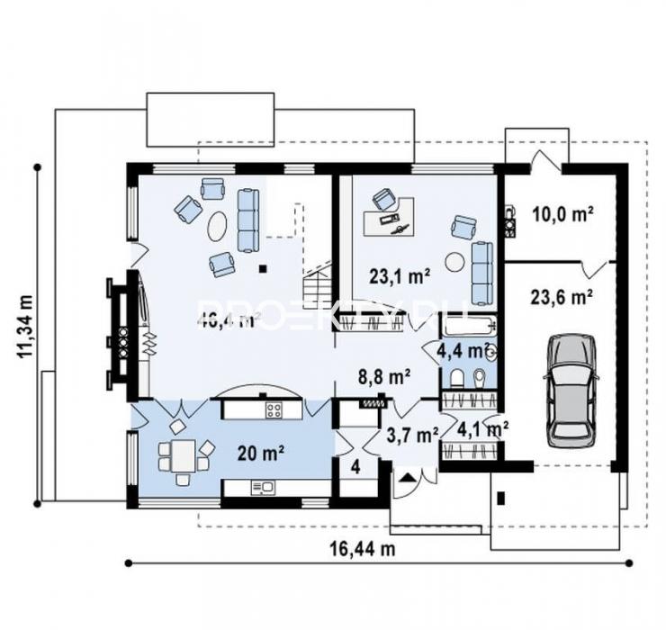 План проекта Zx21