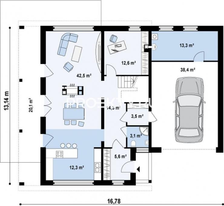 План проекта Zx5