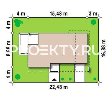 План проекта Zx8