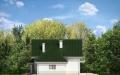 Фасад проекта Дом в Березках - 2