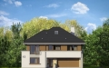 Фасад проекта Лесная Резиденция - 3