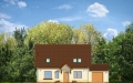 Фасад проекта Лесной Заулок-2 (миниатюра)