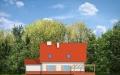 Фасад проекта Лесной Заулок - 2