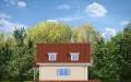 Фасад проекта Первый дом-3 - 3