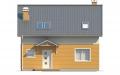 Фасад проекта Z65 (миниатюра)