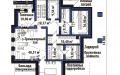 План проекта Лесной дом (миниатюра)