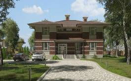 проект дома - 84-08